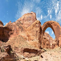 Monopteros - Rainbow Bridge National Monument