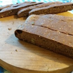Dietary Rye Bread with Seeds