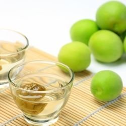 Green Plum Brandy