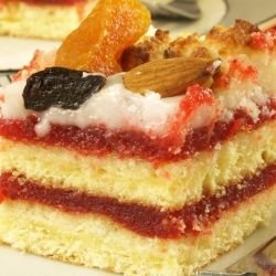 Cake Layers without Eggs