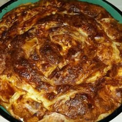 Pulled Pastry Pie