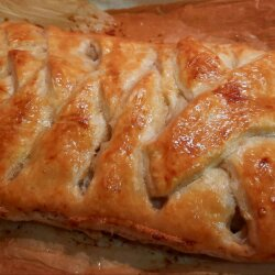 Puff Pastry Fish Pie