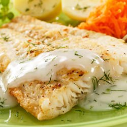 Oven Roasted Hake Fillets
