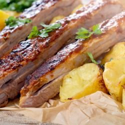 Ribs with Potatoes