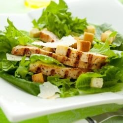 Chicken Nest Salad