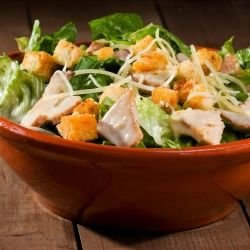 Soft Chicken Fillet Salad