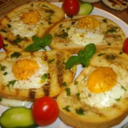 Egg Sandwiches - Quick and Tasty