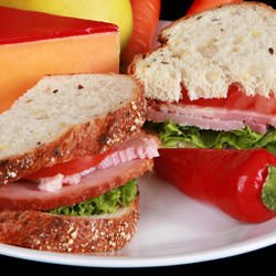 Spicy Club Sandwich