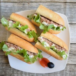 Easy Tuna Sandwiches