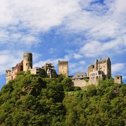 Schonburg Castle Germany -  Schonburg Castle