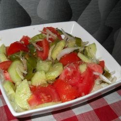 Summer Country-Style Salad