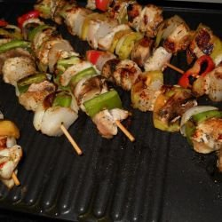 Superb Grilled Skewers