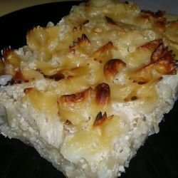 The Tastiest Oven-Baked Macaroni