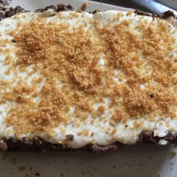 No-Bake Cake with Cottage Cheese