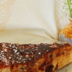 Exquisite Cake with Jam