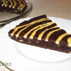Cocoa Cake with Cottage Cheese