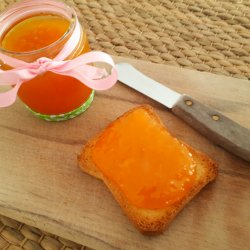 Homemade Orange and Tangerine Jam