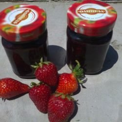 Easy Strawberry Jam