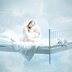 How to Interpret Flying, Falling and Swimming in a Dream