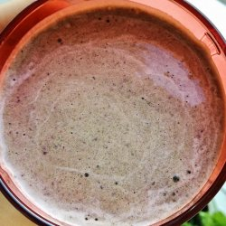 Wild Berries and Spinach Smoothie