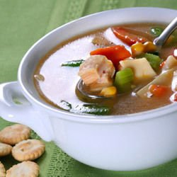 Beef Soup with Vegetables
