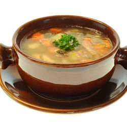 Village-Style Chicken Soup