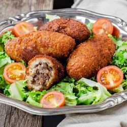 Stuffed Kibbeh