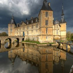 Beaufort - Chateau de Sully - Sully Castle
