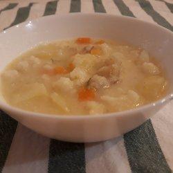 Супа с фенел