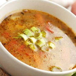 Quick and Thick Vegetable Soup