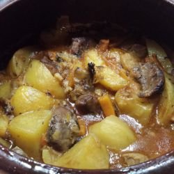 Pork Stew with Potatoes