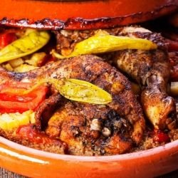 Tajine with Chicken