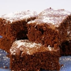 Tasty Cocoa Brownies