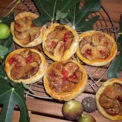 Tartlets with Figs