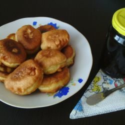 Grandma`s Easy Fritters with 1 Egg