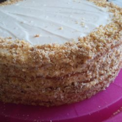 Honey Yoghurt Cake