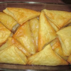 Triangular Puff Pastries