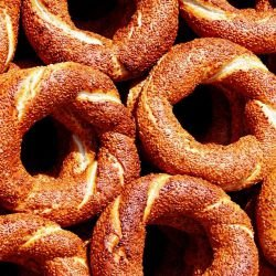 Turkish Simit Bread