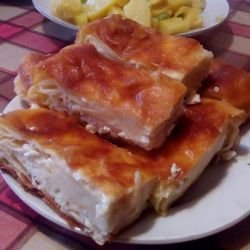 Turkish Bathed Pie