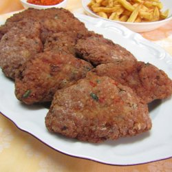 Turkish-Style Veal Meatballs