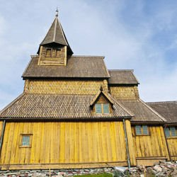 Canyonlands - Urnes Stave Church