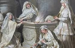 The Vestal Virgins - the Most Powerful Women in Antiquity