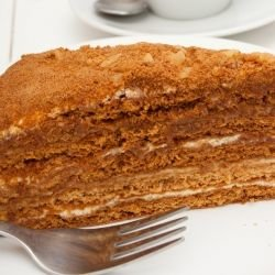 Homemade Honey Cake