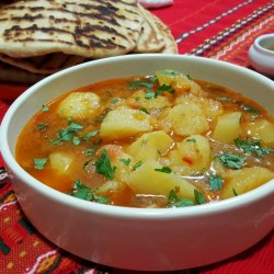Delicious Potato Stew
