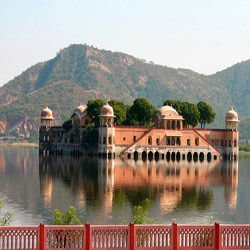 Loire - Jal Mahal - Water Palace in Jaipur