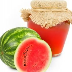 Simple Watermelon Jam