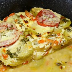 Vegetarian Moussaka with Zucchini