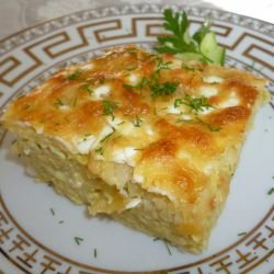 Zucchini and Potato Casserole