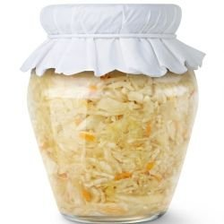 Canned Cabbage Salad