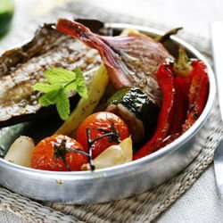 Easy Marinated Grilled Vegetables